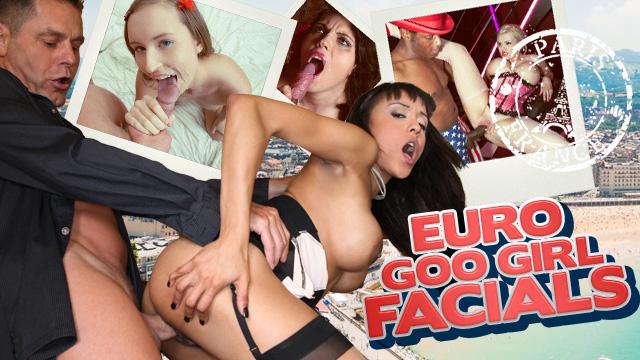 Euro Girl Goo Facials