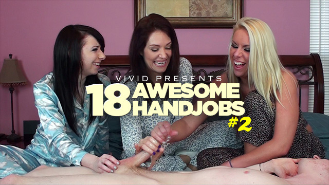 18 Awesome Handjobs 2